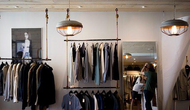 חנויות האופנה
